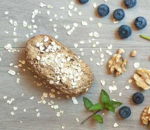 comida vegana sin gluten saludable
