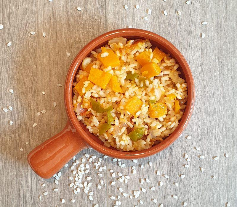 arroz para perder peso
