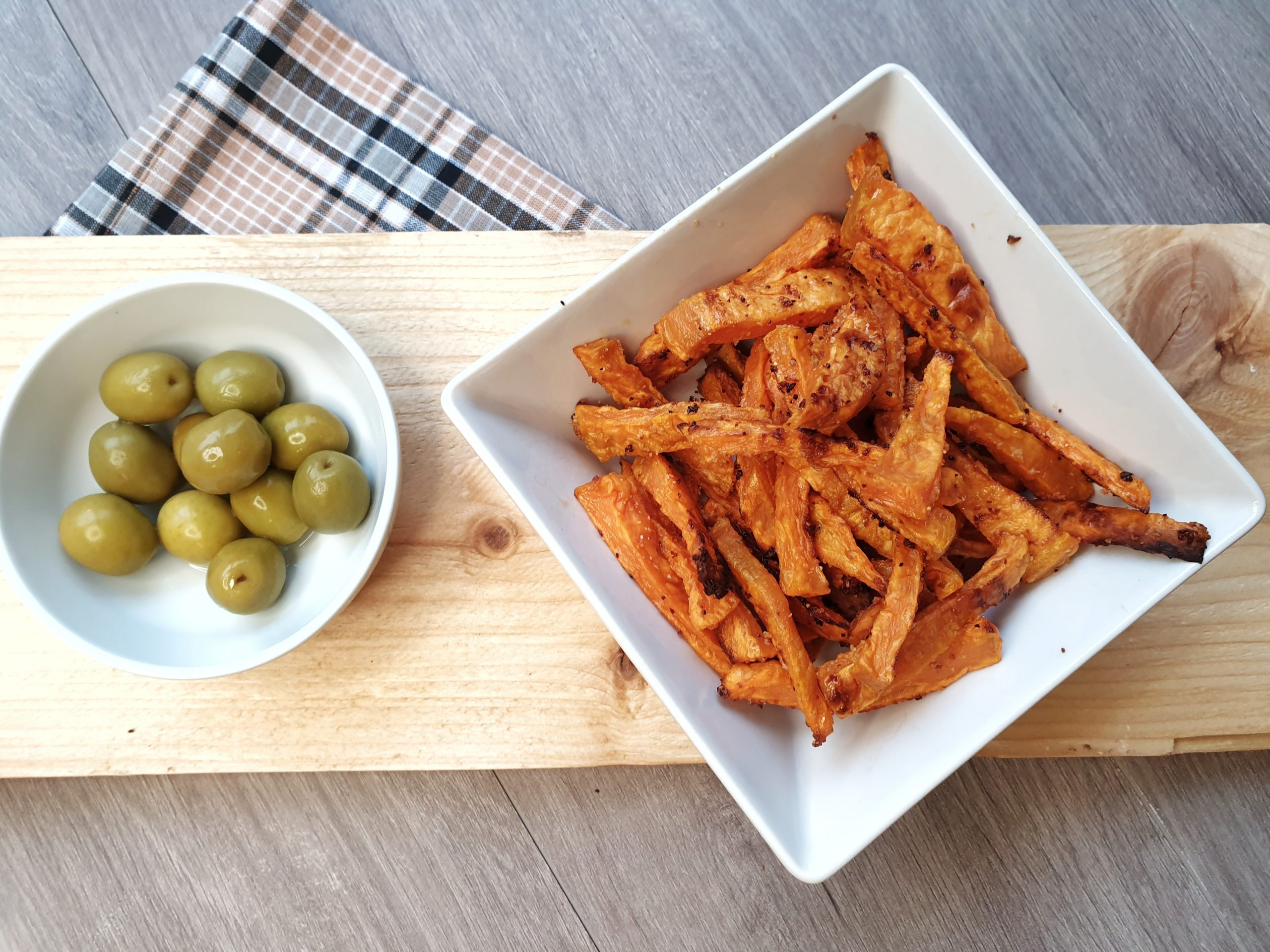 recetas veganas sin gluten con boniatos