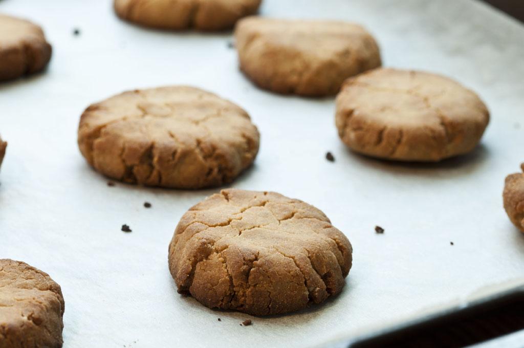 galletas sin gluten y sin azucar