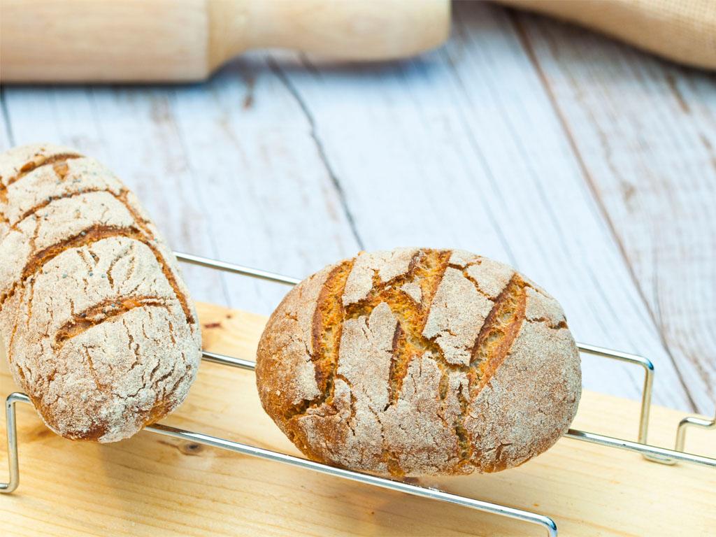 recetas pan sin gluten vegano